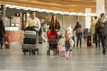 Forenklet transfer på Oslo Lufthavn fra 2015