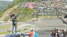 Bakkerud rallycross-történelmet írt a Focus RS RX győzelmével