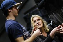 Film Västernorrland bjuder in regissören och manusförfattaren Sofia Norlin