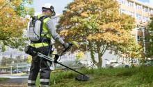 Ny batteridriven serie från EGO Power+  visas upp på Nordiska Trädgårdar