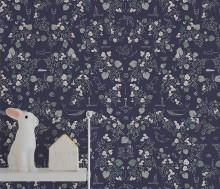 Verspielte Kollektion fürs Kinderzimmer: die neuen Tapeten von Garbo & Friends