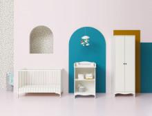 Klargør børneværelset til hygge og ro med fine basismøbler og accessories fra IKEA