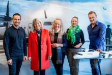 Widerøe lanserer nytt om bord magasin sammen med Egmont Publishing