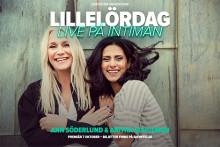 Podcasten Lille-Lördag live på Intiman