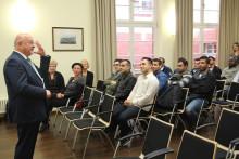 An der Technischen Hochschule Wildau startete der zweite Studienvorbereitungskurs für Geflüchtete