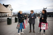 Idag kommer Nyföretagarveckan till Kalmar