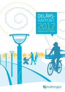 Kraftringens finansiella rapport för januari-september visar positiv utveckling
