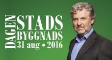 Pressinbjudan: Bostadsminister Peter Eriksson på Stadsbyggnadsdagen i Väsby
