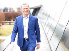Ove Fredheim ny direktør for bedriftsmarkedet i Telenor Norge