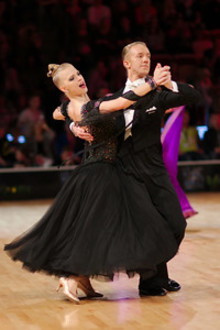 Autumn Trophy, Grand Prix tävling i 10-dans.