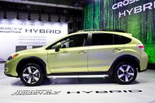 Subaru lanserar XV Hybrid i år