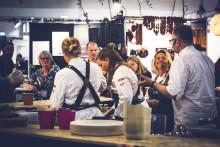 Vilken branschfest det blev på nybyggda Åbymässan när Fastfood & Café och Restaurangepxo flyttade in!