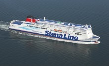 Stena Line posts record H1 volumes to Holland