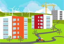 Nytt klimatinitiativ: Fossilfri och energismart allmännytta till 2030