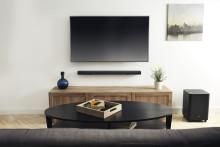 JBL lanserar serien JBL BAR: Högpresterande soundbars designade att passa varje hem