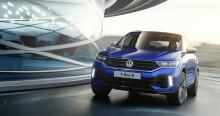Volkswagen T-Roc R: Ny sportslig topmodel med 300 hk og 4MOTION