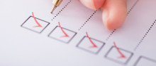 A logistics manager's optimization checklist