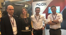 Cox Powertrain: Cox Powertrain Introduces new Dutch Distributor at METSTRADE