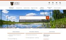 Pressinbjudan: Sjöbo kommun lanserar ny hemsida