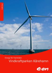 Fakta om E.ONs vindprojekt Kårehamn