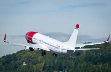 Norwegian mottok fabrikknytt fly nummer 50
