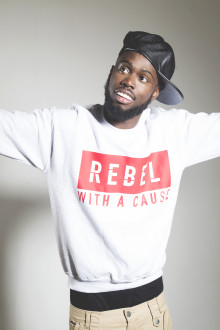 Ghetts confirmed for Rochdale festival show