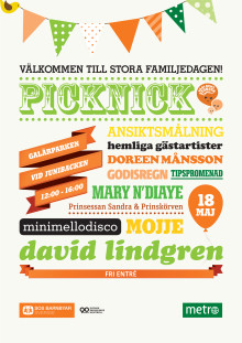 Annons Picknick 2