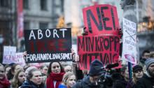 Menneskeverd reagerer på abort-parole