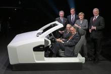 Volkswagen Group anticipates new era of auto industry digitalisation at CeBIT fair