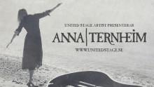 Dags för Anna Ternheims turnépremiär