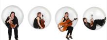Vertavokvartetten • Hyllad silverjubilerande stråkkvartett