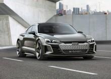 Audi e-tron GT concept er tredje elbil i rækken
