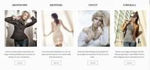 Ny digital tjänst gör det enklare för kvinnor att köpa kläder på nätet