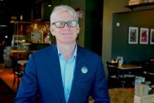 Linus Forsberg går till The Winery Hotel – efter 24 år på samma arbetsplats lockas han nu vidare