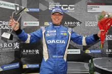 Mattias Andersson tillbaka på prispallen