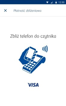 PKO Bank Polski udostępnił mobilne płatności zbliżeniowe Visa zintegrowane z aplikacją IKO