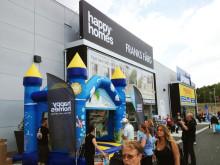 Happy Homes-butiker flyttar till större lokaler