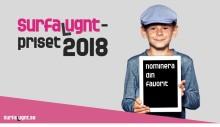 Surfa Lugnt-priset 2018: Nominera din favorit nu!