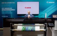 Canon visar vägen till bättre affärsmöjligheter och tillväxt på FESPA-mässan i Berlin