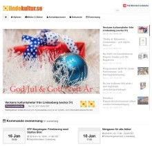 Nyhetskanalen lindekultur.se slår nya rekord igen