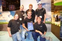 Jönköping och Halmstad SM-vinnare