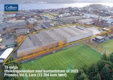 Selger utviklingseiendom i Stavanger regionen for 60 mnok