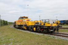 Mätfordonet Hedwig förbättrar järnvägsunderhållet