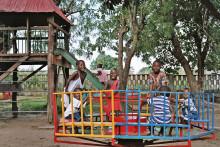 SOS Barnbyar och Fastighetsbyrån ger barn i utsatthet ett tryggt hem