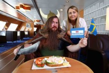Get your swede on with Stena Line