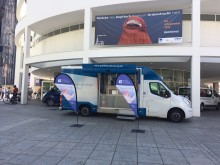 Beratungsmobil der Unabhängigen Patientenberatung kommt am 11. November nach Ulm.