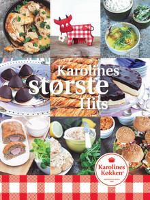 Karolines Køkken fylder 55 år og udgiver kogebog med største hits