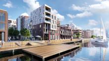 Lyckad försäljningsstart i Helsingborg