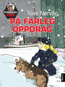 Ny barneroman i serien om Politihunden Falk
