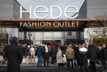 Hede Fashion Outlet slår alla rekord – igen!